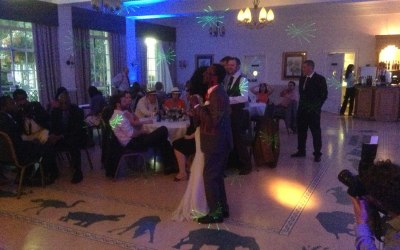 Bride & Groom's First Dance