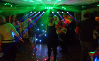 A. S. PARTY EVENTS Derbyshire wedding disco dj