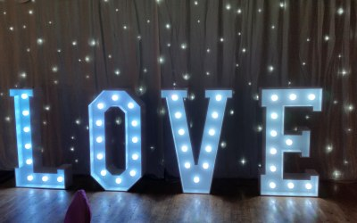 A. S. PARTY EVENTS Derbyshire wedding disco dj LOVE