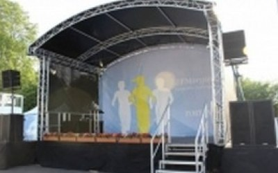Stage Hire Kent