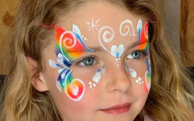 Face Painting by Gaelle Diremszian 4