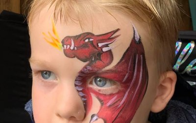 Face Painting by Gaelle Diremszian 2