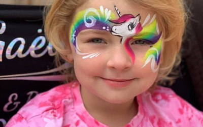 Face Painting by Gaelle Diremszian 1