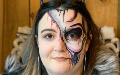 Face Painting by Gaelle Diremszian 6