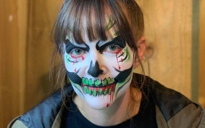 Face Painting by Gaelle Diremszian 3