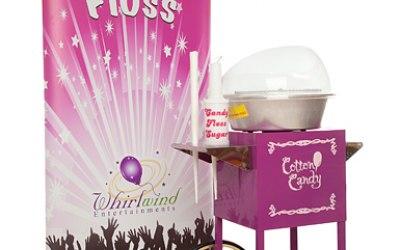 Candy Floss Machine Service
