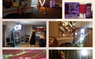 Photo Booths & Magic Mirrors