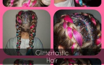 Glittertastic Hair
