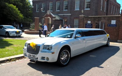baby bentley limo 8 seater