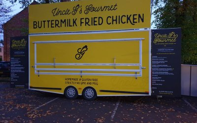 Uncle G's Gourmet Fried Chicken Co 6