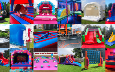 Gedling Bouncy Castle Hire  3