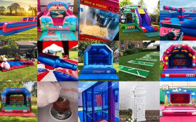 Gedling Bouncy Castle Hire  2