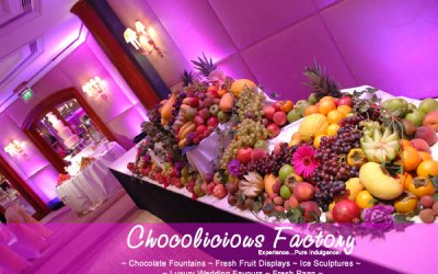 Fruit Displays London