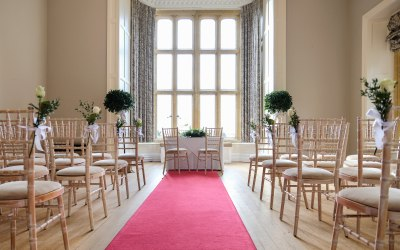 Oxford Event Hire. Eynsham Hall Wedding Venue.