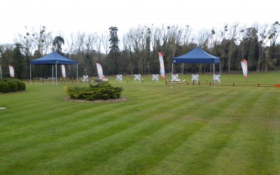 Mobile archery at Robin Hood Events