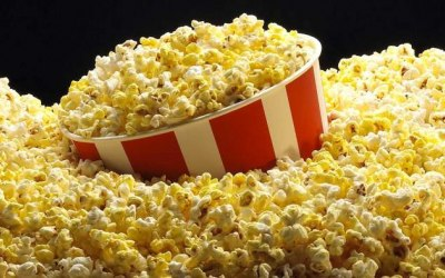 Popcorn B'Kos It's Party Time