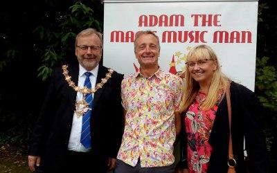 Adam The Magic Music Man 6