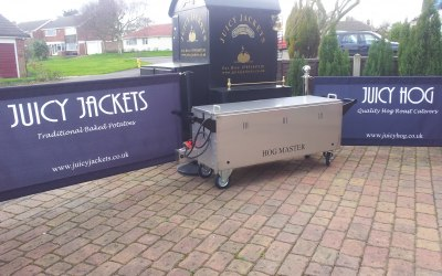 Juicy Jackets and Juicy Hog Catering Specialists