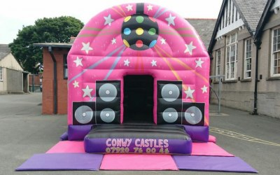 Conwy Bouncy Castle & Hot Tub Hire 3