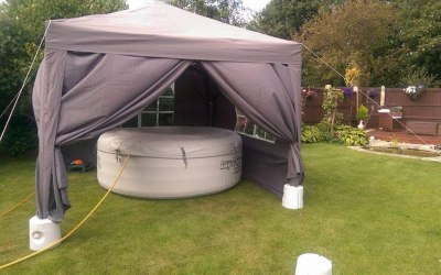 Conwy Bouncy Castle & Hot Tub Hire 2