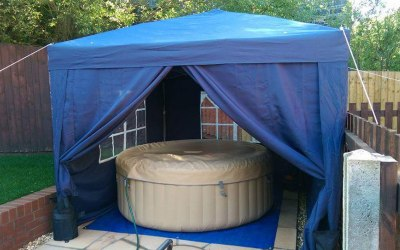 Conwy Bouncy Castle & Hot Tub Hire 1
