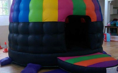 Conwy Bouncy Castle & Hot Tub Hire 4