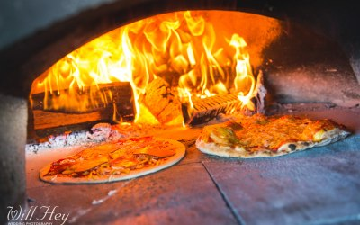 All Fired Up Pizzas