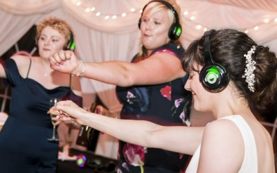 Silent Disco Party UK 6