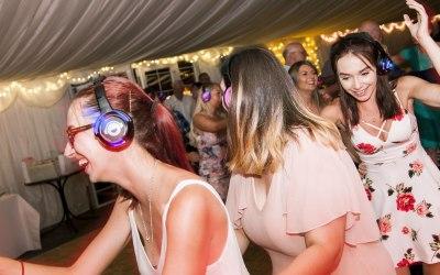 Silent Disco Party UK 8