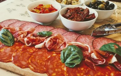 Antipasti and Cured Meat bpards