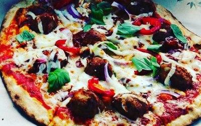 Oregano Kitchen - Pizza Alfresco 9