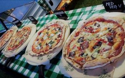 Oregano Kitchen - Pizza Alfresco 1