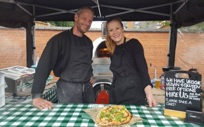 Team OreganoKitchen #outdoorpizzeria #tasty #wholesome #fresh #madetoorder #mobilecatering #specialoccasioncatering #eventcatering #corporatecatering #streetfood #weddingcaterers
