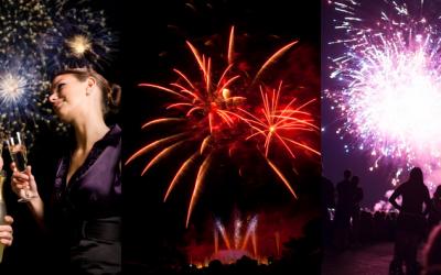 Glitter Events - Fireworks Experts