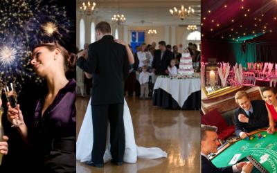 Glitter Events - Wedding Experts
