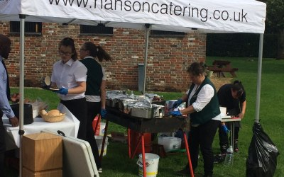 Hansons The Caterers Ltd 8