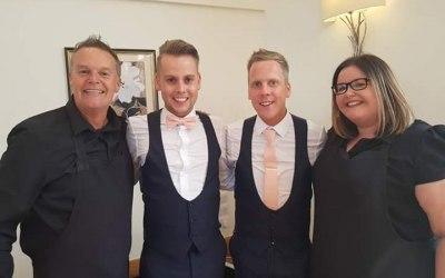 1st Call Singing Waiters  8
