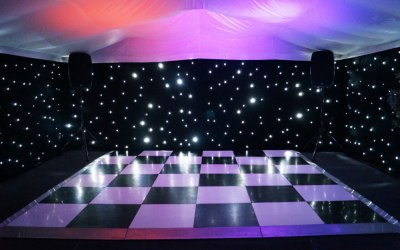 Jigsaw 36 Starlight marquee package