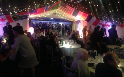 Party Venue Marquee