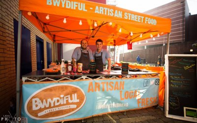 Bwydiful Burgers in Cardiff and South Wales