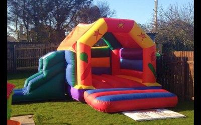 Bouncy Castles & Slides