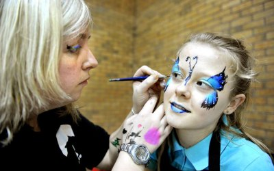 Beccy The Facepainter 1