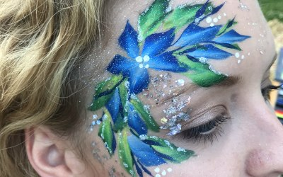 Twinkles Face Painting 4