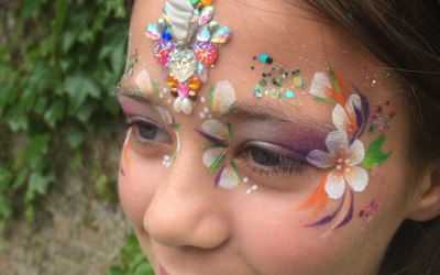 Twinkles Face Painting 5