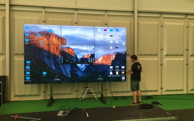Video Wall Rental