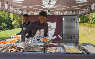 Mobile, Festivals & Outdoor Catering