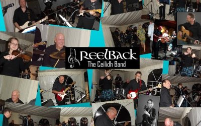 Reelback Ceilidh And Covers Band Wedding Bands Falkirk