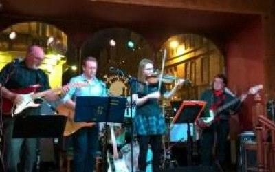 Reelback at Hootannay's Inverness