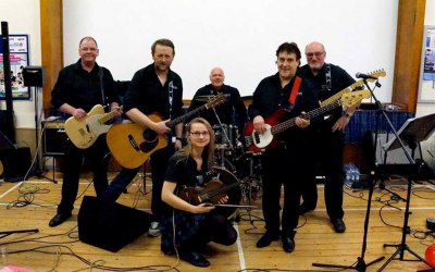 Reelback Ceilidh and Covers Band 6