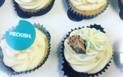 Who's Peckish for a cupcake?